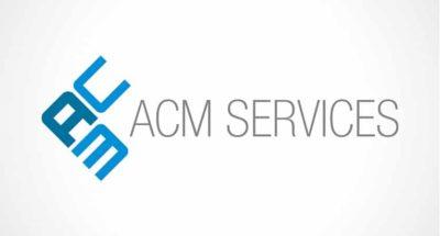 Logotipo ACM Services